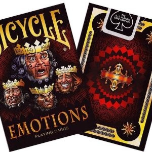 Bicycle Emotions playing cards