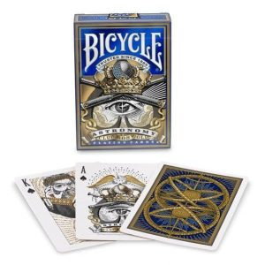 Bicyclke astronomy playing cards