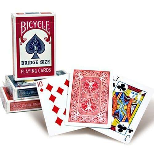 bicycle bridge playing cards