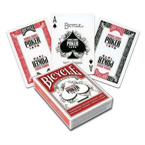 World Series of Poker Playing Cards