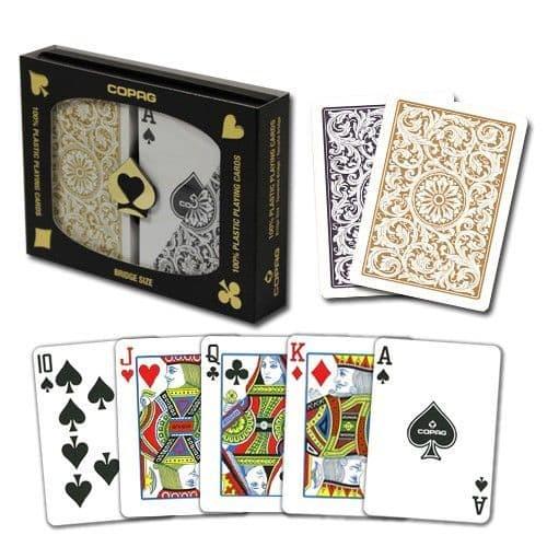 Copag 1546 Plastic Bridge Playing Cards