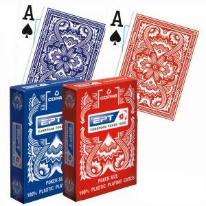 Copag ept new decks